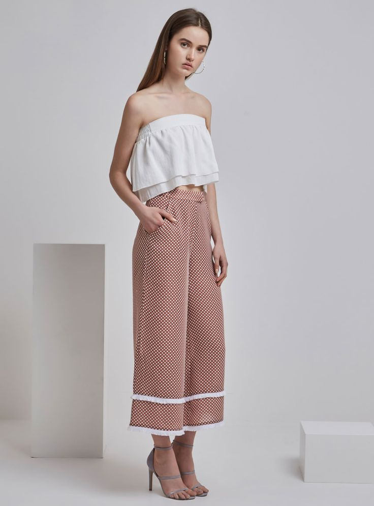 Finders Keepers - Bailey Pant Tan