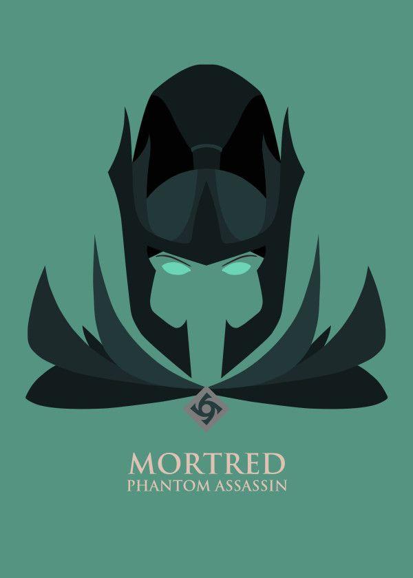 "DOTA 2 Minimalist Characters Mortred #Displate artwork by artist ""Jet 29"". Part of an 11-piece set featuring minimalist artwork based on characters from the popular Defense Of The Ancients 2 video game. £39 / $52 per poster (Regular size), £79 / $104 per poster (Large size) #DOTA #DOTA2 #DefenseOfTheAnicients #DefenseOfTheAncients2 #AntiMage #Terrorblade #DarkTerror #Mortred #Kael #Lanaya #Undying #Skitskurr #Yurnero #Abaddon #Davion #MOBA"