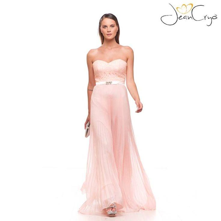 #rosa #palepink #eleganza #moda #woman #donna #femminilità #fashionaddicted #fashionista  #fashionvictim #modadonna #clothing #atelier #stile #style #look #outfit #eveninggown #dress #dresses #weddingdress