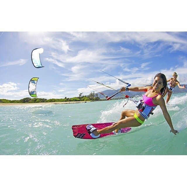 1000+ Images About Kitesurf, Girls, Freedom: Really