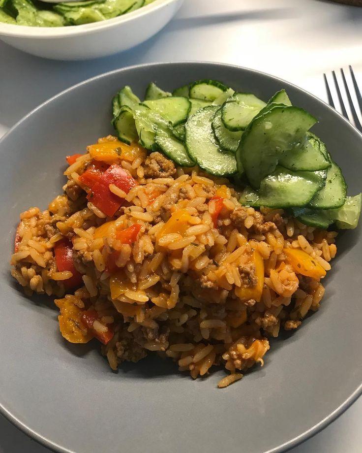 Hack-Reis-Topf: Lecker und so einfach zu kochen! - Echte Mamas