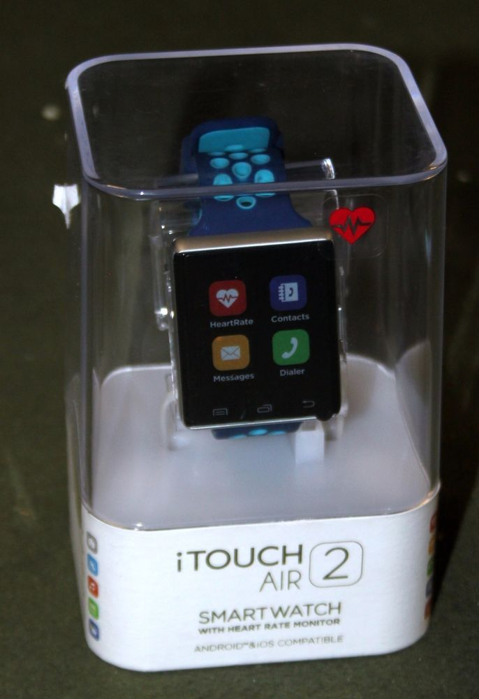 ef7f07c6350d eBay  Sponsored iTouch Air 2 Smart Watch with Heart Rate Monitor!! BRAND NEW
