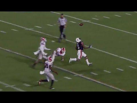 ▶ Auburn Hail Mary Miracle TD Catch vs Georgia - YouTube
