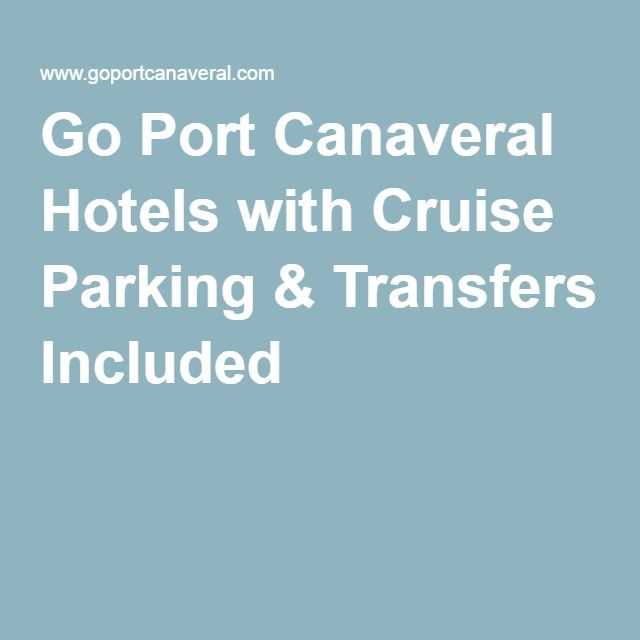Port Canaveral Car Rental Shuttle: 19 Best Port Canaveral Images On Pinterest