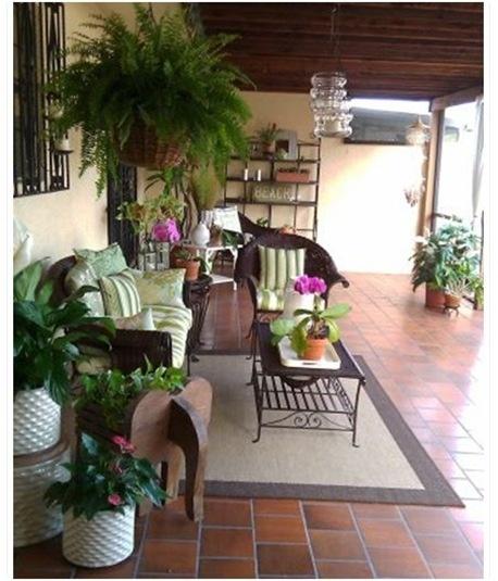 Para el porche #Porch