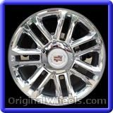 Cadillac Escalade 2013 Wheels & Rims Hollander #5358 #Cadillac #Escalade #CadillacEscalade #2013 #Wheels #Rims #Stock #Factory #Original #OEM #OE #Steel #Alloy #Used