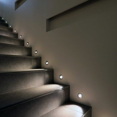 Riena LED Steplight | John Cullen Lighting