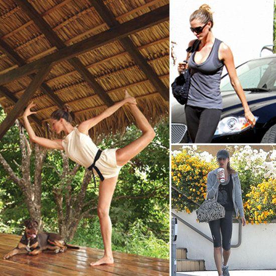 Gisele Bundchen's Exercise Routine