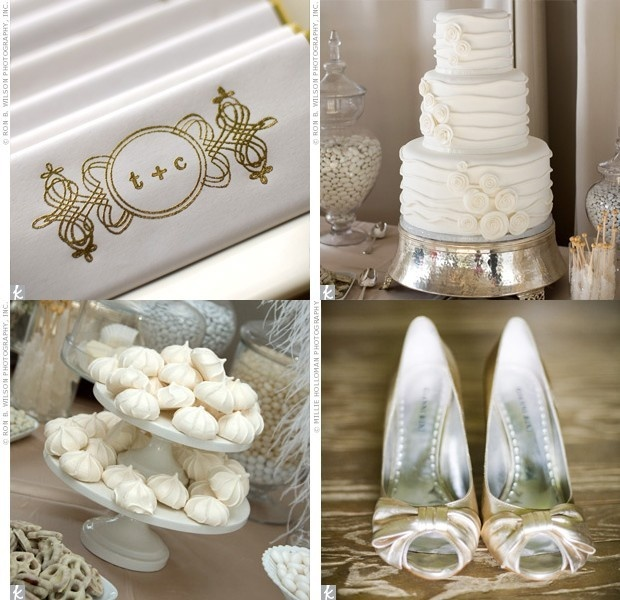 deco mariage or et blanc mariage or mariage blanc profil traditionnel ...