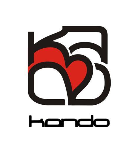 by Argiro Stavrakou, year 2015, KANDO logo (constest participation for Yamaha's Kando Concept)