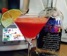 Recipe Watermelon Vodka Slushy by Jo Stewart - Recipe of category Drinks