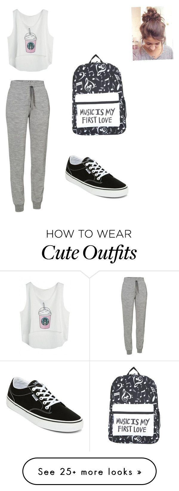 """""""School outfits"""" by elisemisner-1 on Polyvore featuring Icebreaker and Vans"""