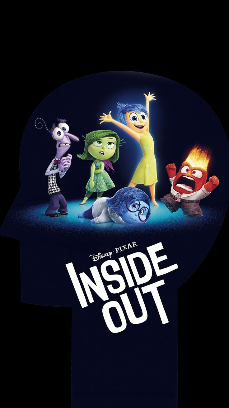 Inside out iphone wallpaper tumblr - Inside Out Pete Docter Story By Ronaldo Del Carmen Story By As Ronnie Del Carmen Meg Lefauve Screenplay By Josh Cooley