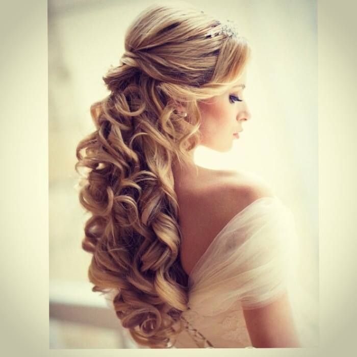 long hair styles for party 1000 ideas about curling thin hair on mid 5862 | 5862d65ae5a807080a299cf0a7708fca