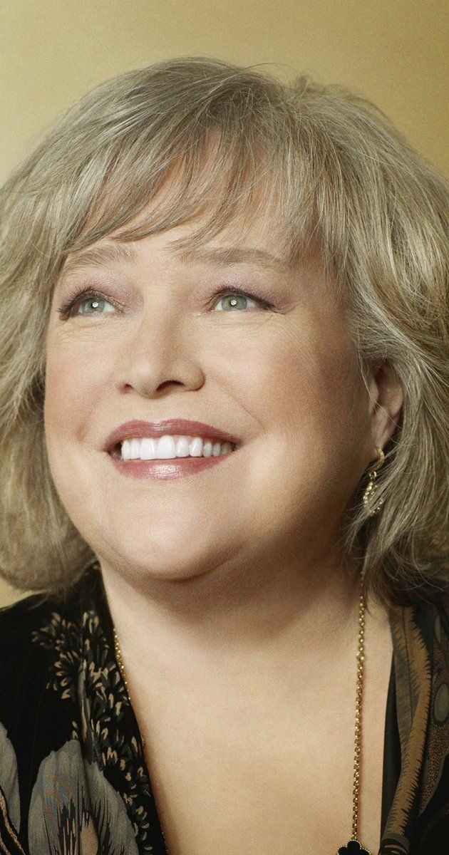 """Kathy Bates """" I've always just been a character actor."""" - American Horror Story, Harry's Law, About Schmidt, Titanic,Fried Green Tomatoes, Misery ..."""