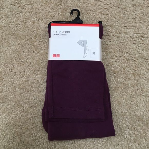 Uniqlo leggings! Brand new uniqlo leggings UNIQLO Pants Leggings