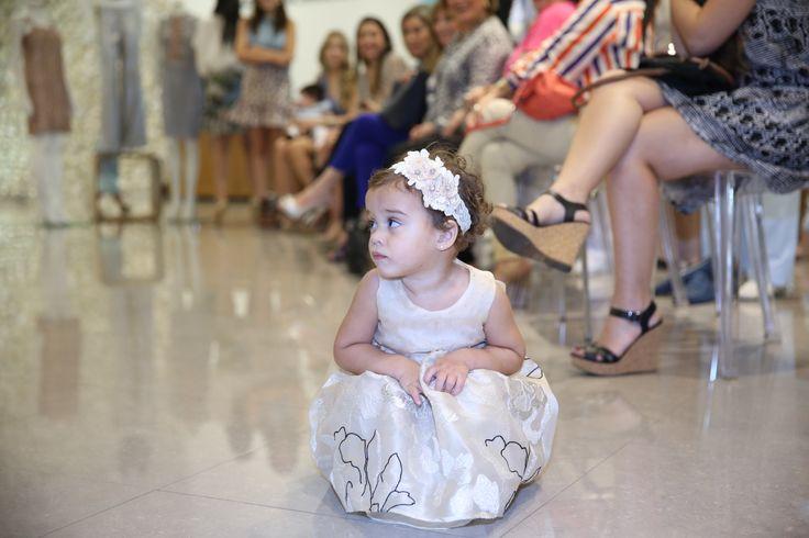 Elisa @ Francesca Miranda's  Baby Trunk Show