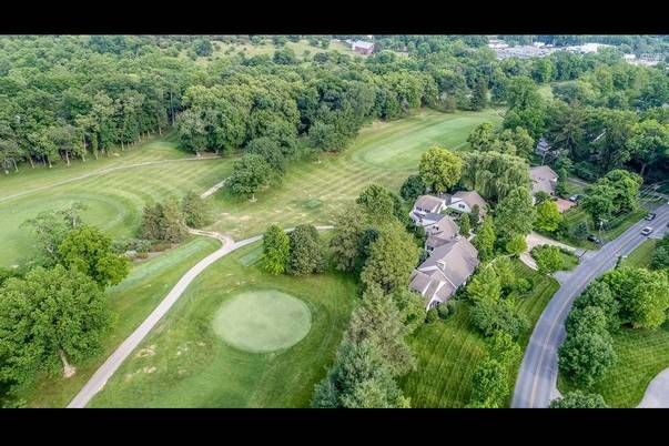 Mark Dickinson of Breese M. Dickinson Real Estate just listed 12907 Fountain Head Road Hagerstown MD 21742 Open House: Sunday July 2, 3:00 pm - 4:00 pm Exceptional offering and value. Fully restored and expanded; situated on 14/15th holes of FHCC golf course; all customary rooms plus porches, patios, library, rec room, offices, guest house and 5 bays of heated garage space. Ideal for multigenerational living. Priced at approximately half its insured replacement cost.