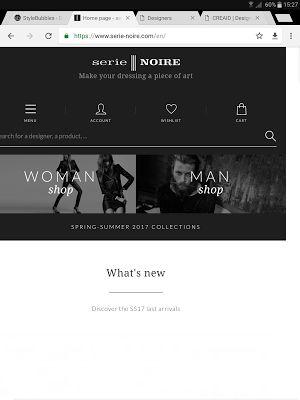 ΕΝΔΥΘΙ: Serie-noire