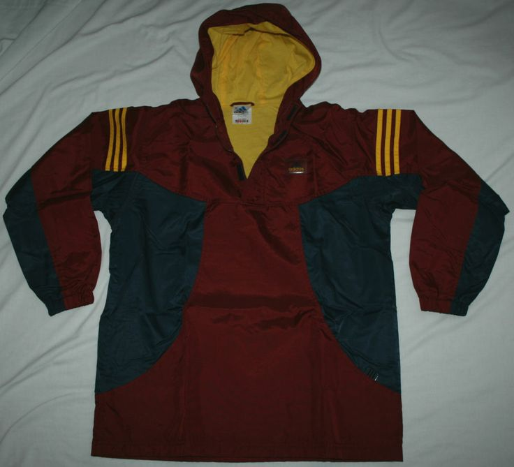 adidas pullover jacket
