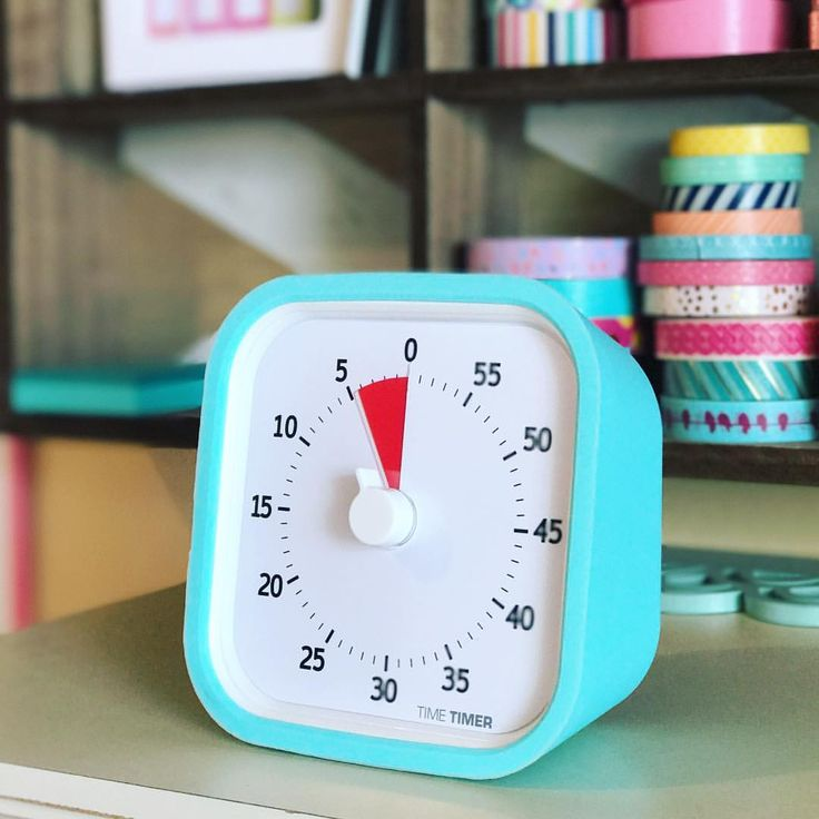 I had to share my new FAVORITE TOOL!!! ❤️This is a QUIET TIMER!!!!! No ticking. No clicking. No buzzing. (Although you do have the option to turn on an audible buzz if desired) . It's a visual timer - the red decreases as the time counts down. Y'all - if you have kids that are easily distracted or highly visual then THIS will be your new best friend! I've only had it a week so I can't speak to its durability yet (even though we've used it multiple times a day), but it is truly a silent…