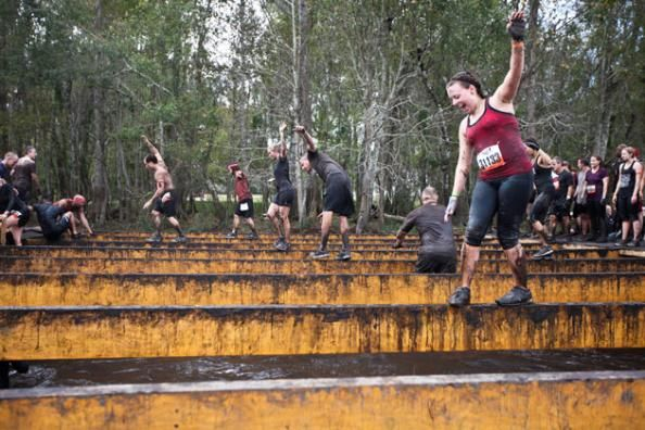 Twinkle Toes-Tough Mudder Obstacles - Tough Mudder's 20 Most Badass Obstacles - Men's Fitness