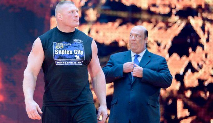 Does Brock Lesnar Have A Terrible Attitude About WWE Backstage?