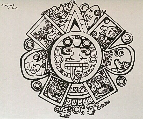 tatoo maories on Pinterest | Maori, Tatuajes and Maya