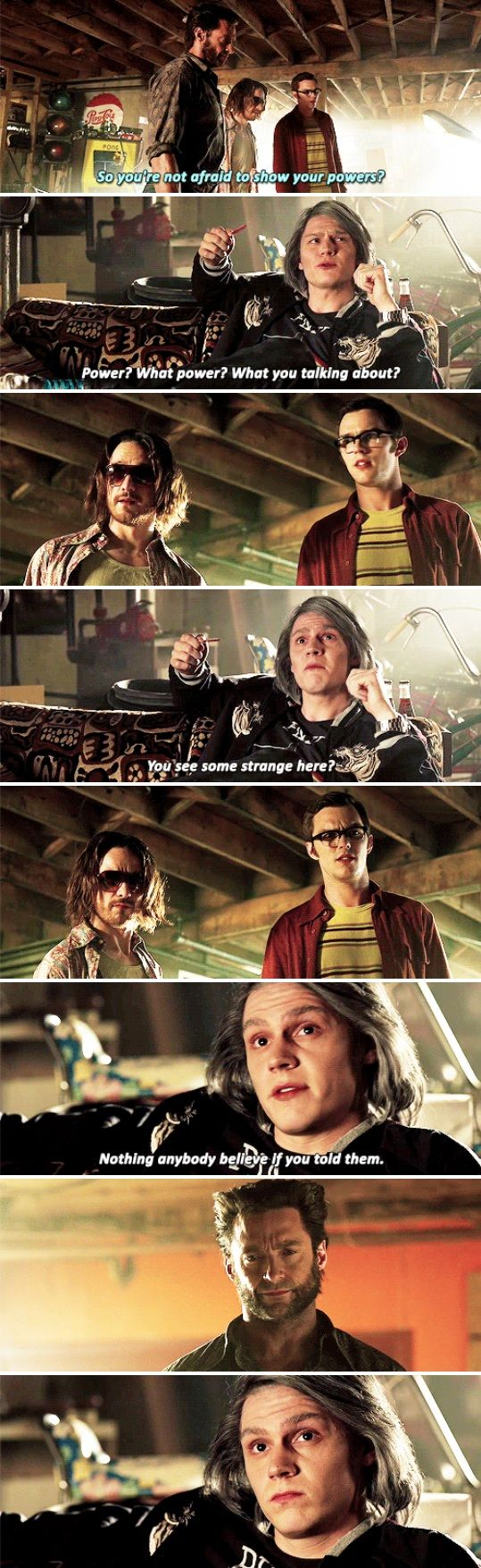 X-Men: Days of Future Past - Quicksilver