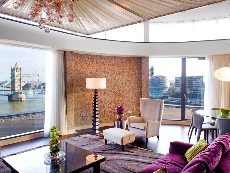 Tower View Penthouse Apartment   River Thames Penthouse   Cheval Serviced Apartments London