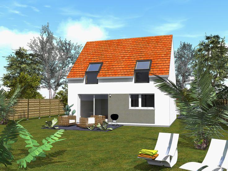 9 best Plan de maisons images on Pinterest Free, House and Prints - plan maison cubique gratuit