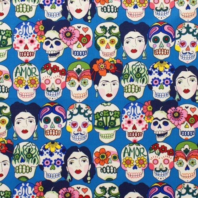 Gotas de Amor Royal Alexander Henry Fabric