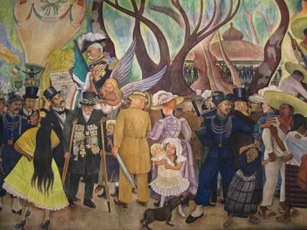 """México, neoporfirismo  El imperialismo no nos dejó acceder a la """"normalidad histórica"""" y las clases dirigentes de México no tienen más misión que colaborar, como administradoras o asociadas, con un poder extraño. Y en esta situación de ambigüedad histórica reside el peligro de un neoporfirismo. Banqueros e intermediarios pueden apoderarse del Estado. Su función no sería diversa a la de los latifundistas porfirianos; como ellos, serían herederos de un movimiento revolucionario: gobernarían…"""
