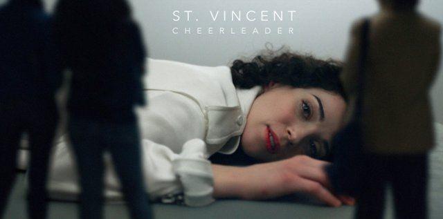 Cheerleader - St.Vincent (dir. Hiro Murai)