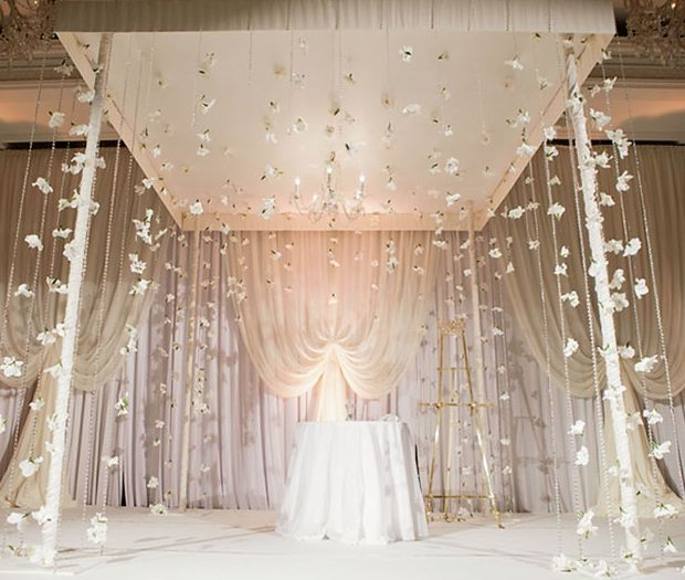 Indoor Wedding Themes: What We Adore About Indoor #Ceremonies. To See More