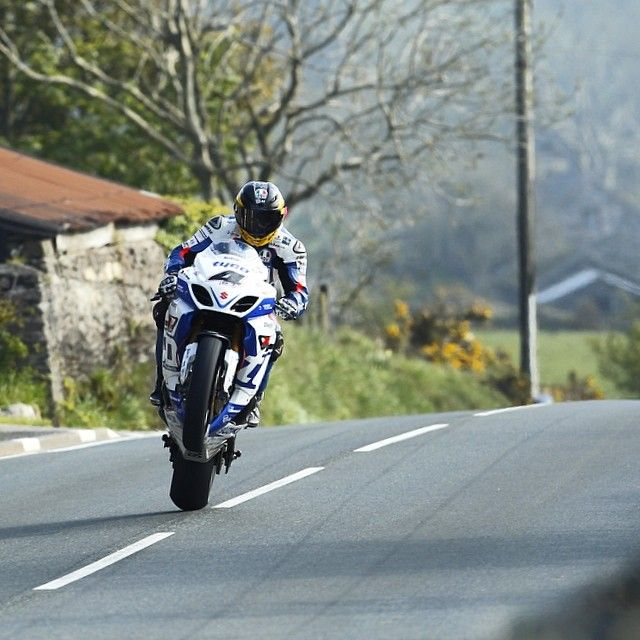 This is just a taste of what Guy Martin & Co. will show us at the Tourist Trophy: are you ready?