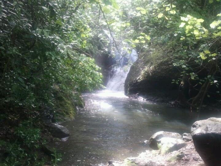 Waterfall, Rarotonga