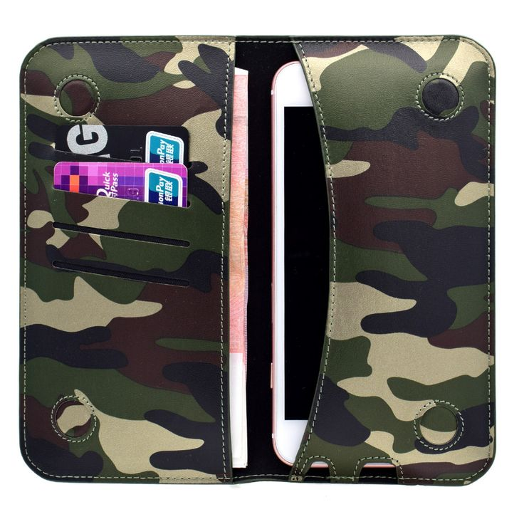 >> Click to Buy << Multi-functional Army Camouflage Flip Wallet Card Holder Stand Case for iphone 7 7plus 6 6S 6 plus 6s plus 5 5S 5C Phone Cases #Affiliate