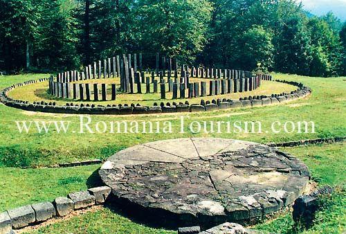 Sarmisegetuza Image - World Heritage Site - Orastie Mountains, Romania