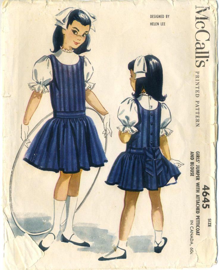 85 besten Helen Lee Sewing Patterns Bilder auf Pinterest | Vintage ...