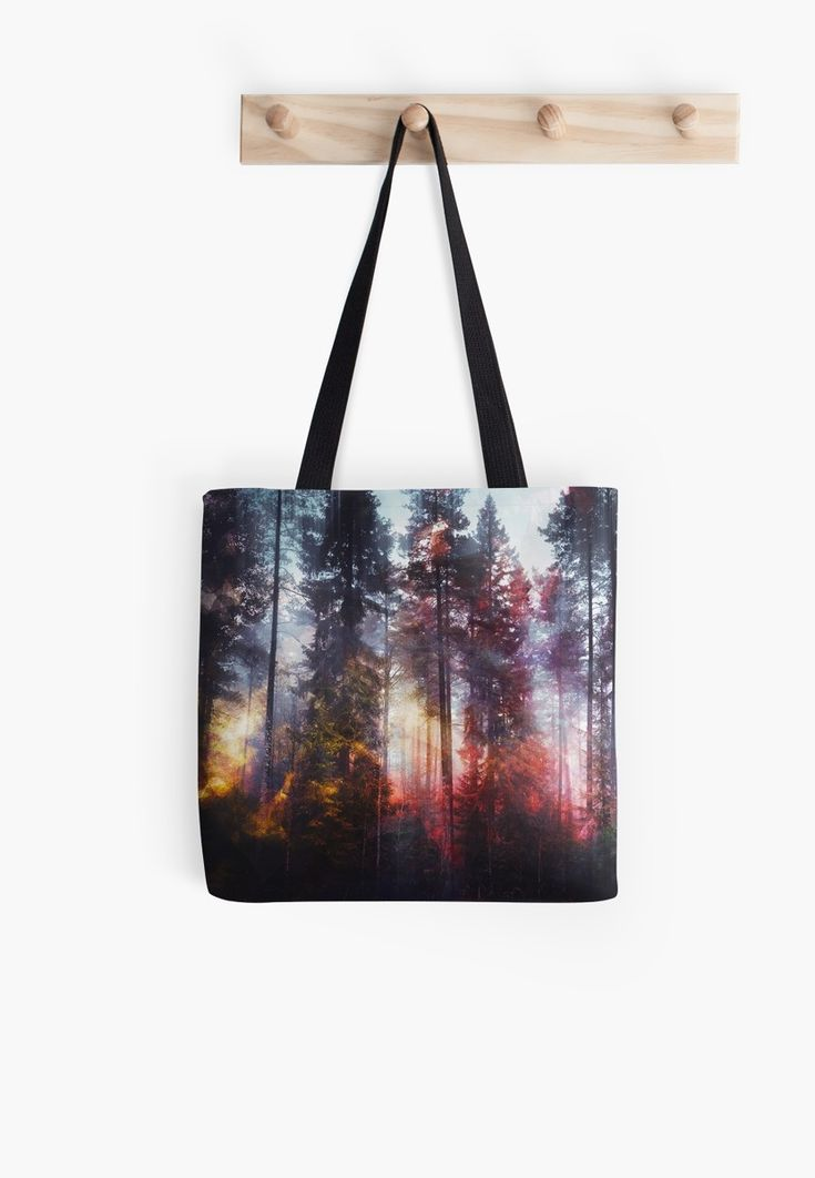 'Warm fuzzy feelings' Tote Bag by HappyMelvin. #homedecor #nature #original #photography #wanderlust #totebag