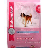 Eukanuba - Large Breed Weight Control Dog Food