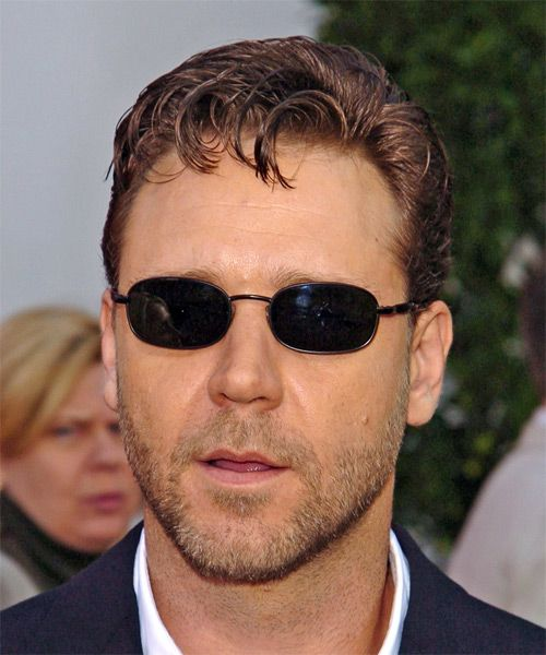 Russell Crowe Hairstyle « Easy To Hairstyles 2014