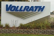Vollrath manufactures equipment & supplies for the commercial food-service industry. Their equipment offering includes mixers, slicers, induction ranges, counter-top griddles & char-broilers, warmers, merchandisers, mobile serving units, merchandising carts & kiosks. Their supply offering ('small-ware') includes steam table pans, cookware, kitchen utensils, tabletop accessories, & buffet serving ware.