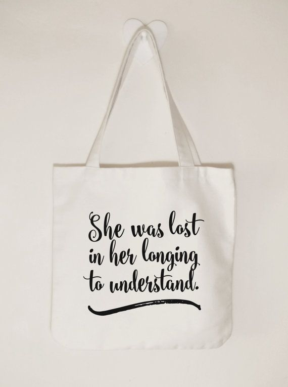 She was lost in her longing to understand by ToastStationery