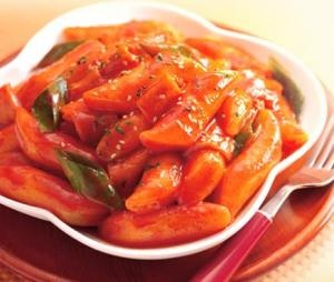 dukbokki recipe, heller :): Sally Sweet, Food Recipes, Dukbokki Recipes, Food Inspiration, Topokki Recipes, Eating, Sweet Recipes, Food Mad, Korean Food Banchan Dosirak