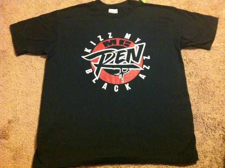 RARE vtg 90s MC Ren Kizz My Black Azz tour 92 Shirt NWA 80s hip hop RAP Eazy E in Clothing, Shoes & Accessories, Vintage, Unisex & T-Shirts | eBay