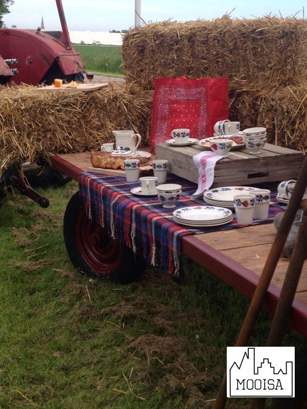 Mooisa - Farm Party