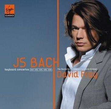 David Fray - Bach Keyboard Concertos