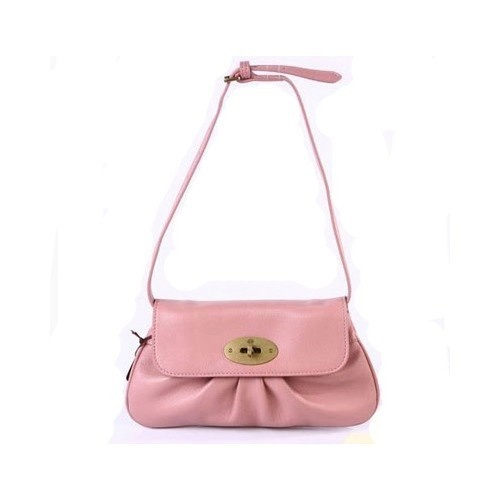 Timeless Mulberry Joelle Pochette Clutch Bag Pink